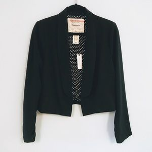 Fits L/12 🎩 Anthro—Cartionnier Cropped Blazer